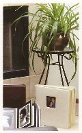 Flora Library Bound Simulated Leather Professional Wedding Photo Album