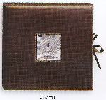 Pioneer Family Scrapbooking Memory Brown Photo Album Box SBX-12BN