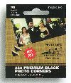 Pioneer Photo Safe Premium Black Pressure Sensitive Adhesive Sticker Squares for Scrapbooking from meritalbums.com