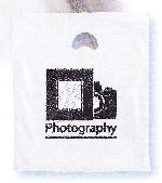 Plastic Photo Carry Bag available at meritalbums.com