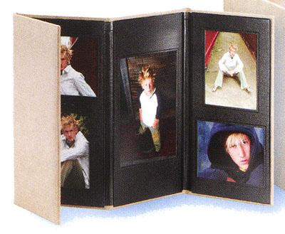 Buy Wholesale Tap Custom View Black Photo Gallery Folios
