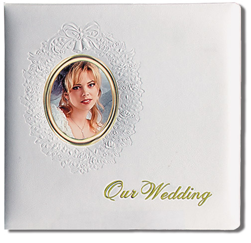 8x10 Wedding Albums: Buy Wholesale For $40.28 Topflight UNI-3088 OW Simulated