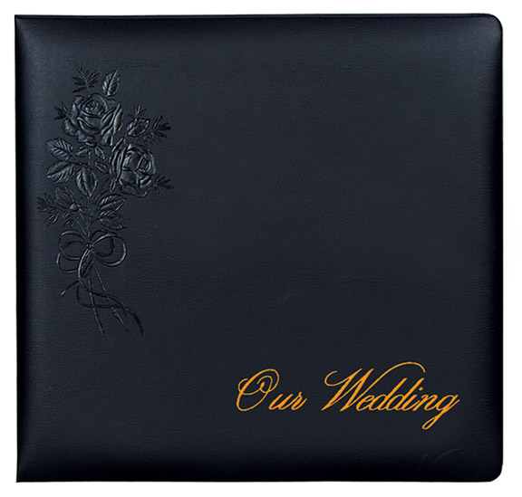 8x10 Wedding Albums: Buy Wholesale Topflight UNI-4588 OW Simulated Leather