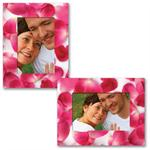Paper Frame PF-3214 Love Theme 4x6 or 6x4 Photo Easel