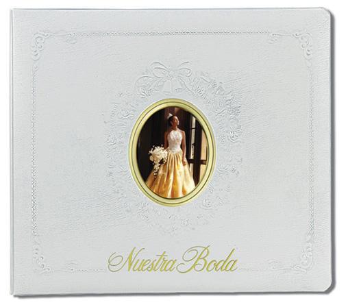 Photo Albums 8x10: Buy Wholesale For $44.68 Topflight R-4000 Nuestra Boda