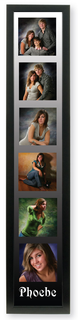 Acrylic Box Picture Frames 5x7