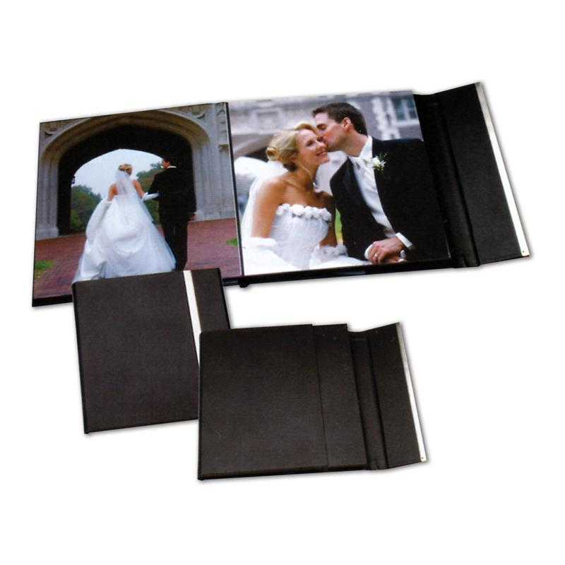 8x10 Wedding Albums: TAP Superior Mount Magnetic Albums-10 Page Wedding Photo