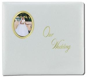 Topflight R 5000 OW Professional 8x10 Wedding Photo Album