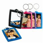 Handy Dandy Sparkle Photo Keychains with Mirror