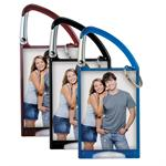 Make-Your-Own Personalized Photo Flashlight Carabiner Keychains #967