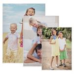 Magnetic Acrylic Fold-Over Picture Frames for Locker Room or Refrigerators