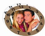 Replacement Number Rings for Plastic Photo Wall Clocks