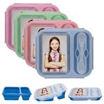 Personalize Your Own Silicone Lunch Box #548