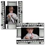 pf-3216 Filmstrip Paper Frame Photo Easel Back for 4x6, 6x4, 5x7, and 7x5 Pictures