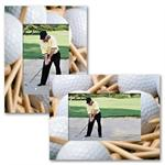 Paper Frame Golf Photo Easel 4x6 PF-3218