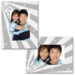 High School Prom Paper Frames for 4x6 or 6x4 Digital Pictures