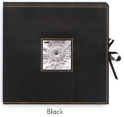 Pioneer Photo Albumspioneer Sbx 12 Albumspioneer 3 Ring Black Sewn