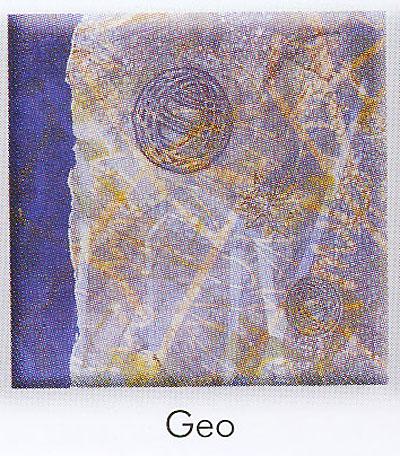 12 x 12 scrapbook memory album Geo