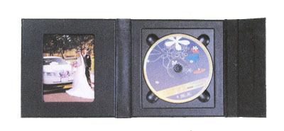 Regal Deluxe DVD Magnetic Overlap Cover