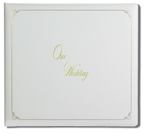 8x10 Wedding Albums: Buy Wholesale For $26.00 Topflight UNI-188 OW Or NT