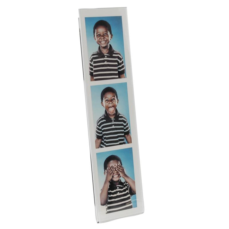 Film Strip Acrylic Magnetic Photo Booth Picture Frames For 2x6 Or