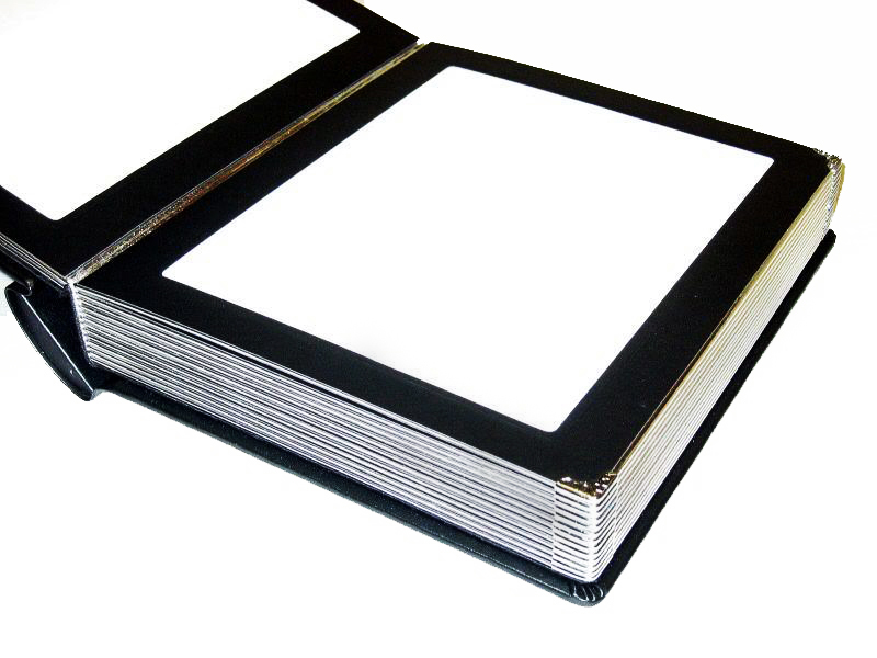 Wedding Photo Albums That Hold 8x10 Pictures Black Cover With Black