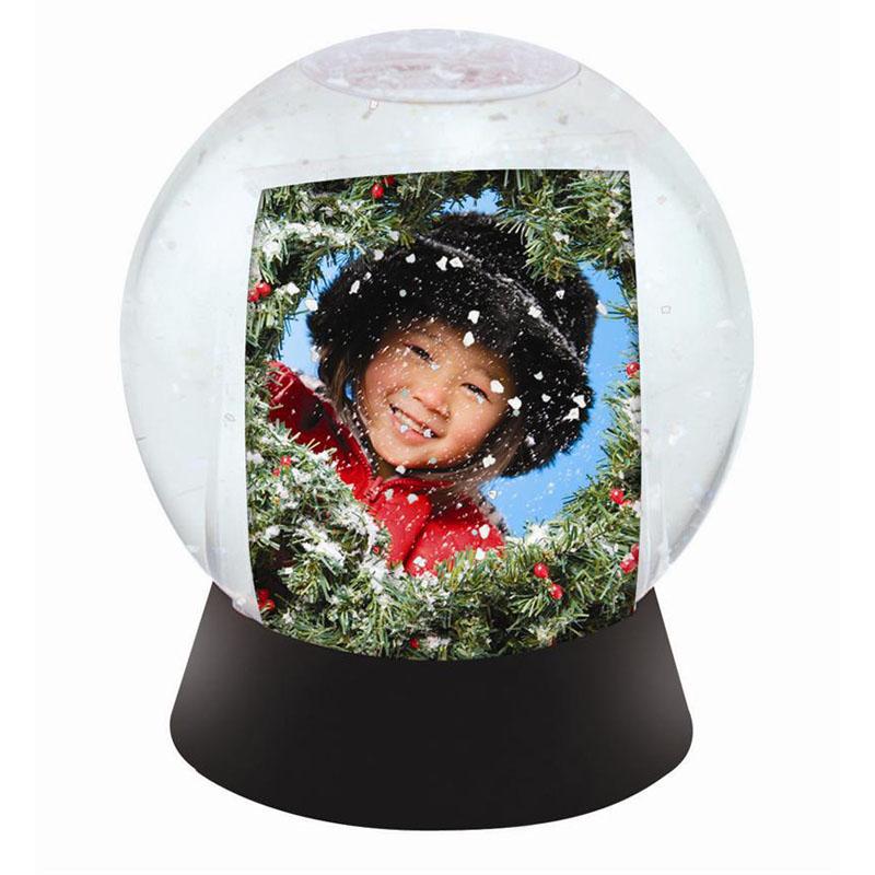 Christmas Photo Snowglobeswholesale Snowglobeswater Sphere