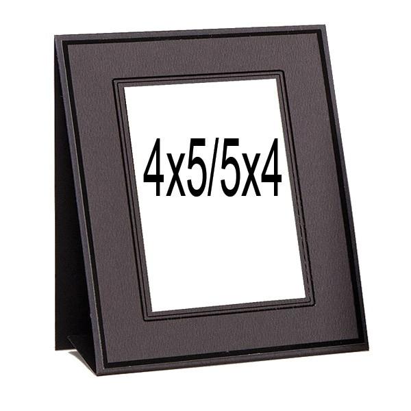 TAP Easels Ebony-Ebony Professional Cardboard Photo Holders ...