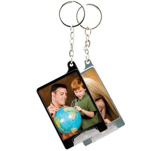 Mini Flashlight Create-Your-Own Photo Keychain Wholesale #961