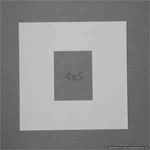 Renaissance Mats 4x5 or 5x4 Ambiance Self-Stick Wedding Album Mat AMS-145