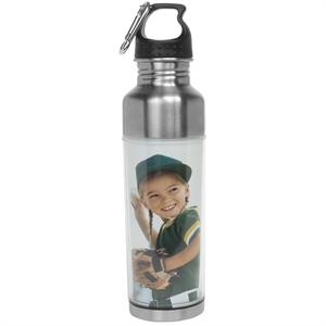 Create-Your-Own 15oz Stainless Steel Water Bottle