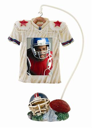 3532S - Football Sports Jersey Resin Hanger Frame 2\
