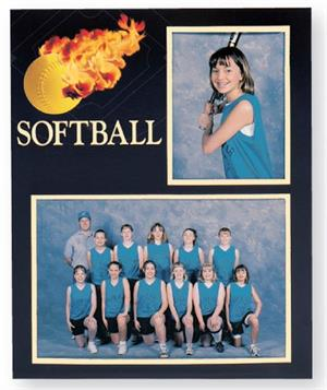 TAP-Memory-Mates-Softball-PM-7016-Cardboard-Picture-Frames
