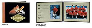 TAP Photo Mount PM-2012 All Sports Cardboard Picture Frame Easel