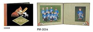 TAP Photo Mount PM-2014 All Sports Cardboard Picture Frame Easel