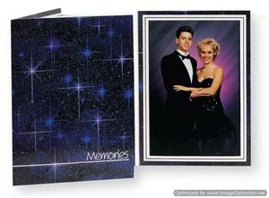 TAP-Starry-Night-Folder-Photo-Mount-Cardboard-Picture-Frame
