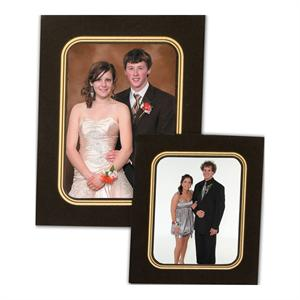 TAP Easel Hickory 4x6 or 6x4 Photo Cardboard Picture Frame