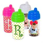 10 oz. BPA Free Personalized Photo Toddler Sippy Cup #503