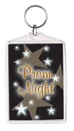 Prom Snap-In Keychain with1-3/4