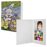 Easter Bunny Picture Frame for 4