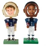 Bobblehead Football Photo Sports Custom Personalized For Sale Bulk Quantity