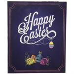 Happy Easter Fiber Optic USB 5x7 Photo Mount Folio