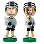 LaCrosse Personalized Sports Photo Bobbleheads Sold Bulk Wholesale