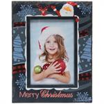 Merry Christmas Slate Picture Frame #70057X14