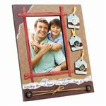 S7204 - Dad Scrapbook Picture Frame 4