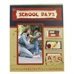 School Days Scrapbook Picture Frames for 6x4 Photos - S7207