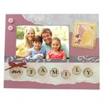 S7211 - Family Scrapbook Picture Frame 6