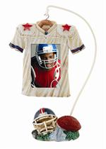Sports Jersey Football Resin Hanger 2x3 Photo Frame 3532S