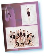 TAP-Photo-Mount-Easels-Ballet-Dance-Cardboard-Memory-Mate-for-3.5x5-and-7x5-Digital-Prints