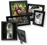 TAP wooden picture frames for 4x5, 5x7, 8x8, 8x10, 10x4,or 8-1/2x11 digfital photos